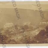3405 - Prahova, SINAIA - old postcard, real PHOTO - unused - Carte Postala Muntenia dupa 1918, Necirculata, Fotografie