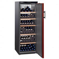 Vitrina pentru vin Liebherr WKr 4211, 200 sticle, Rosu - Vitrina Frigorifica