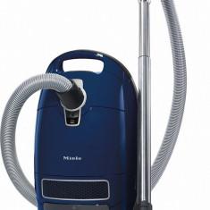 Aspirator Complete C3 Comfort Boost Ecoline, cu sac, 4, 5 l, tub telescopic, 800 W, Albastru - Aspirator cu Filtrare prin Apa Miele
