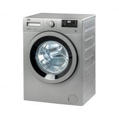 Masina spalat rufe Beko WKY71033LSYB2, 7 Kg, 1000 RPM, Clasa A+++, Argintiu - Masini de spalat rufe
