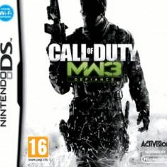 Call Of Duty Modern Warfare 3 Nintendo Ds - Jocuri Nintendo DS Activision