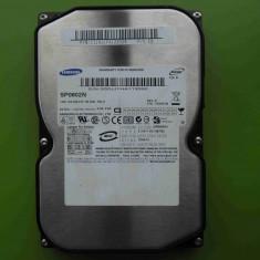 Hard Disk HDD 80GB Samsung SP0802N ATA IDE, 40-99 GB, Rotatii: 5400, 2 MB