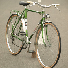 Roby Garantie - cursiera de oras. - Bicicleta de oras, 22 inch, 28 inch