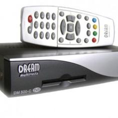 Receptor receiver decodor pt. cablu DVB-C DM500c RCS RDS DIGI SD HBO CINEMAX, Receivere digitale