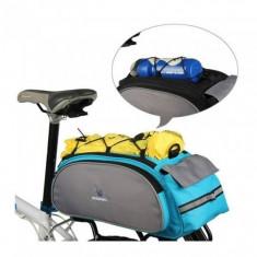 Geanta pentru portbagaj spate la bicicleta