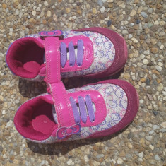 Set adidasi-bascheti fetite - Tenisi copii, Marime: Alta, Culoare: Roz