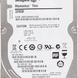 Hard disk laptop Seagate Momentus Thin 320GB
