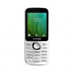 Telefon mobil Allview M8 Join White - Telefon Allview