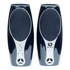 Sistem audio 2.0 Serioux Pop 395 - Boxe PC