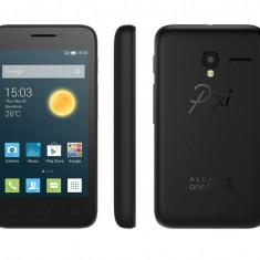 ALCATEL ONE TOUCH PIXI 3.NOU.PRET MIC - Telefon Alcatel, Negru, 4GB, Neblocat, Dual SIM, Dual core