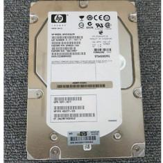Hard disk / hdd, HP, pentru server, 450 gb 15000 rpm, 200-499 GB, 16 MB