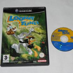 Joc consola Nintendo Gamecube - Looney Tunes Back in Action Altele, Sporturi, Toate varstele, Single player
