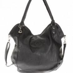 Geanta Chanel - Geanta Dama Chanel, Culoare: Negru, Marime: Mare