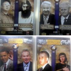 Personalitati care au marcat istoria lumii set 20 DVD - Film documentare Altele, Romana