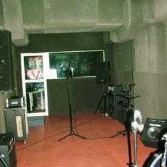 Sala repetitii si Studio inregistrari - Partitura