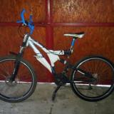 Mountain-Bike, 16 inch, 24 inch, Numar viteze: 7