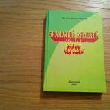 GRAMATICA APLICATE * pentru Toti Elevii - Ion Constantin Tanase - 2006, 328 p.