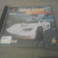 Ridge Racer REvolution - PS1, Curse auto-moto, Toate varstele, Multiplayer