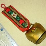 Clopot - talanga veche - antiq - vintage - 2+1 gratis - RBK17184 - Metal/Fonta