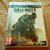 Call of Duty Advanced Warfare, PS3, original si sigilat, alte sute de jocuri! - Jocuri PS3 Activision, Shooting, 18+, Single player