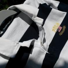 Bluza polo RALPH LAUREN nr.XL originala - Bluza barbati Ralph Lauren, Culoare: Alb, Bumbac