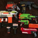 Colectie Nerf - Pistol de jucarie