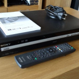 DVD recorfer SONY cu HDD 160 Gb, USB - DVD Recordere