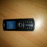 Telefon Samsung GT-E2550, Negru, <1GB, Neblocat, Single SIM, Fara procesor
