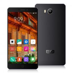 Resigilat - Telefon mobil Elephone P9000, Dual SIM, 4G, Octa-Core, 4GB RAM, 32GB, Android 6.0, USB Type-C, Negru, husă silicon