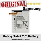 Acumulator Samsung Galaxy Tab 4 7.0 T231 cod EB-BT230FBE original, Li-ion