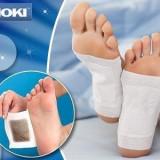 Plasturi de detoxifiere Kinoki