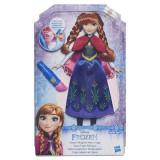 Papusa Disney Frozen Anna Magical Story Cape Doll