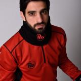 Bluza de antrenament rosie RG, S/M/L/XL - Echipament portar fotbal
