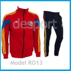 Trening Adidas conic Romania pentru COPII 8 -15 ani - Model nou Pret special, Marime: S, M, L, XL, XXL, Culoare: Din imagine