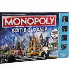 MONOPOLY HERE AND NOW EDITIE GLOBALA - Jocuri Logica si inteligenta Hasbro