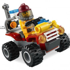 ATV pompieri (4427) - LEGO City
