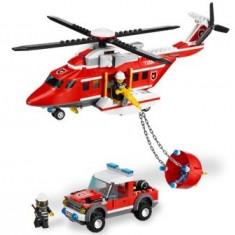 Elicopter pompieri (7206) - Elicopter de jucarie