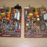 Amplificator audio - Set doua placute etaj amplificator Saba