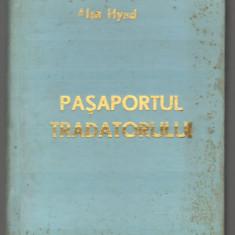 C6659 ALAN HYND - PASAPORTUL TRADATORULUI - Carte politiste