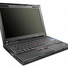 Laptop Lenovo - Lenovo ThinkPad X201 i5-520M 2.4GHz up to 3.06 GHz 4GB DDR3 128GB SSD 12.1 inch Webcam Soft Preinstalat Win 7 Home