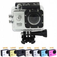 Sport Action Camera tip SJ4000 Subacvatica FullHD 1080p, 5MP, <140°, Garantie - Camera Video Actiune