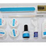 Gel unghii - Set Gel UV, Kit gel UV pentru constructia unghiilor false