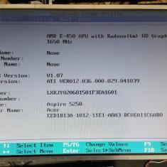 Display laptop Acer 16'' 16 INCH LCD CCFL MUFA 30 PINI SAMSUNG LTN160AT01 ORIGINAL, Glossy