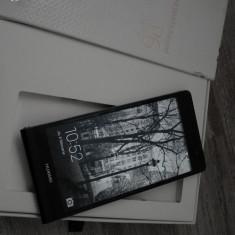 Telefon mobil Huawei Ascend P6, Negru, 16GB, Neblocat, Single SIM - HUAWEI ASCEND P6