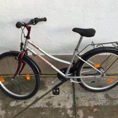 Bicicleta De Dama, 15 inch, 24 inch, Numar viteze: 3 - 54 Bicicleta treisfert Pegasus second-hand, Germania R24