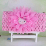 Bentita HELLO KITTY pentru fetite