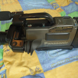 Camera Video Panasonic - Camera video S-VHS Panasonic NV-MS4 (1990) functionala!