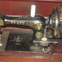 Masina de cusut veche pfaff