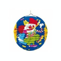 Lampion Clown Party