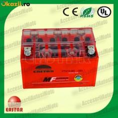 Acumulatori Moto - BATERIE Scuter 7AH 12V 7 Amperi JOASA Acumulator 7 Ah cu GEL fara intretinere